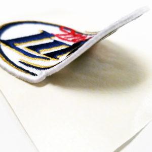 blog - Custom Emblem Backings