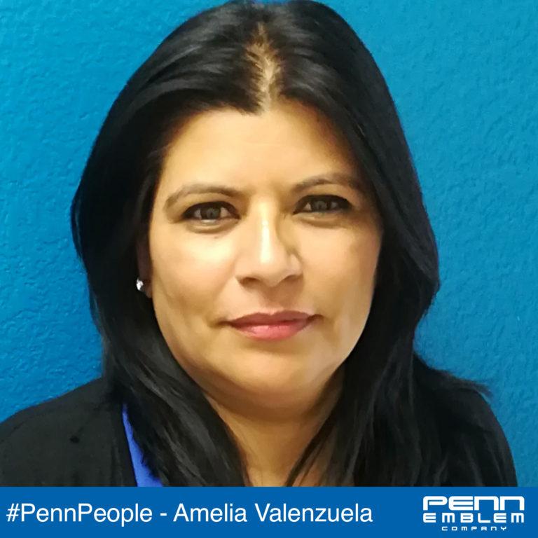 blog - #PennPeople: Meet Amelia Valenzuela, Penn Emblem's Penn Mexico Plant Shipping Manager