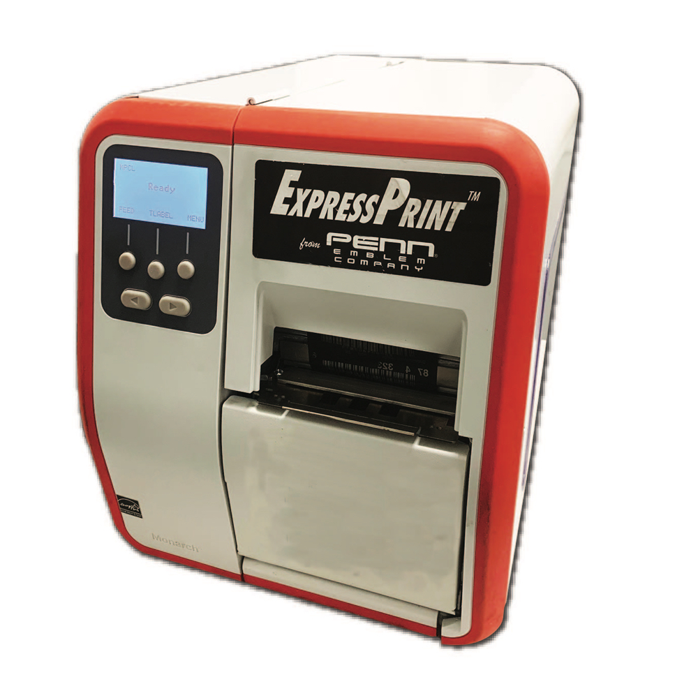 Gallery - Expressprint™ Thermal Garment Identification Label Printers