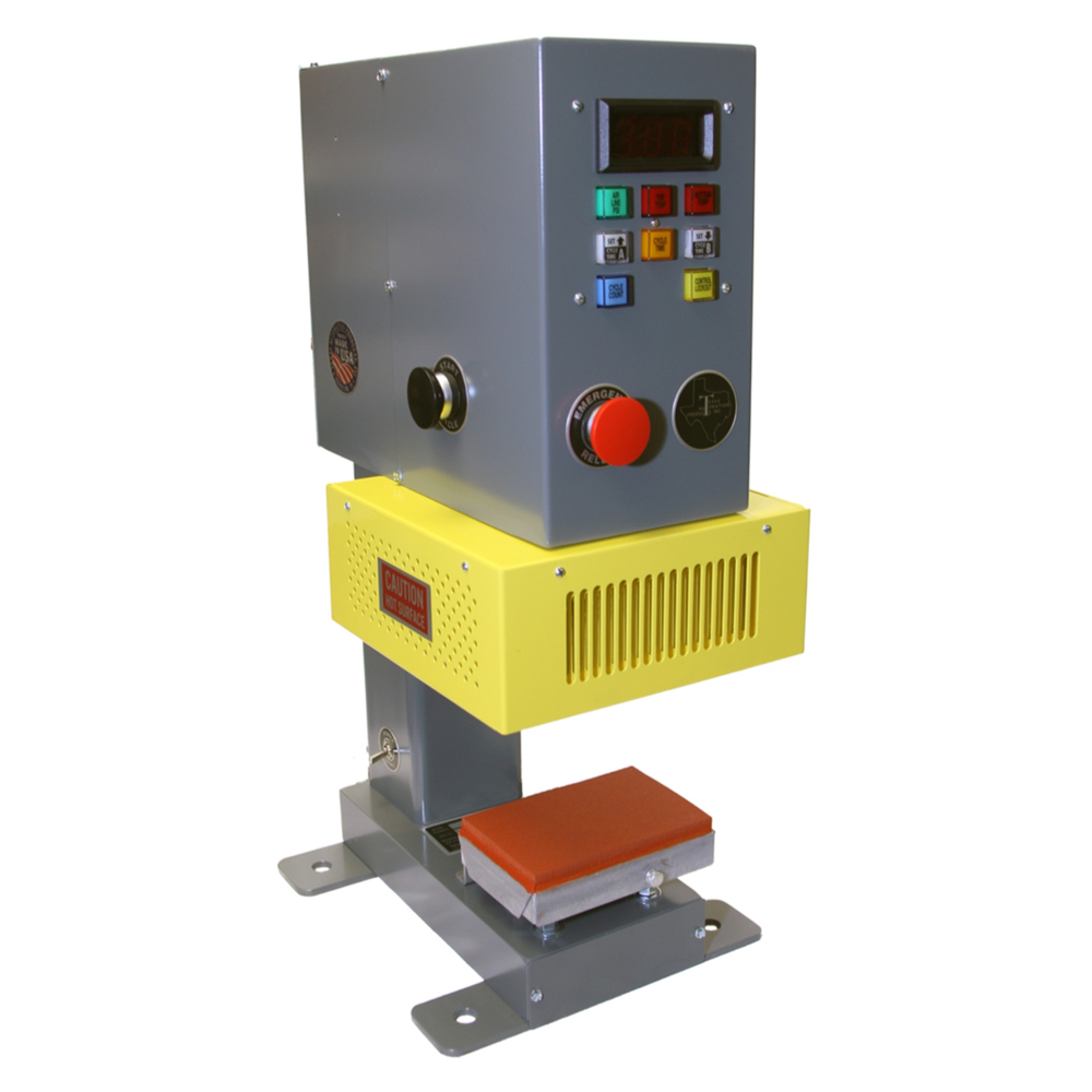 Heat seal machines