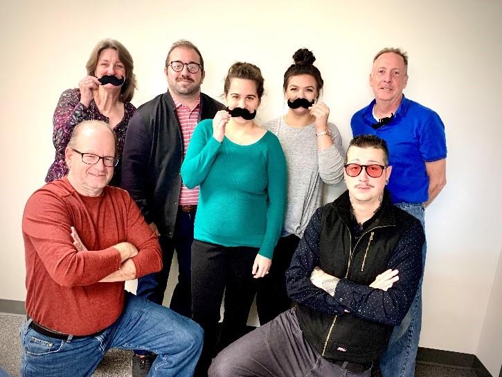blog - Movember Donation